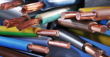 Traitement des cables électriques
